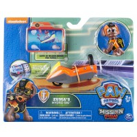 Paw Patrol Mini Vehicles w/Figure - ZUMA