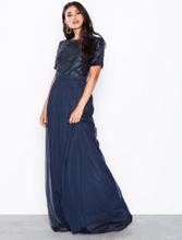 NLY Eve Sprinkle Short Sleeve Gown Paljettklänningar
