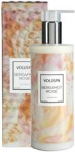 Voluspa Hand & Body Mositure Milk 300 ml Rose
