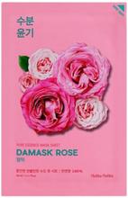 Holika Holika 5-Pack Pure Essence Sheet Mask Ansiktsmasker Damask Rose