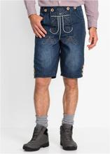 Tiroler jeans bermuda, regular fit