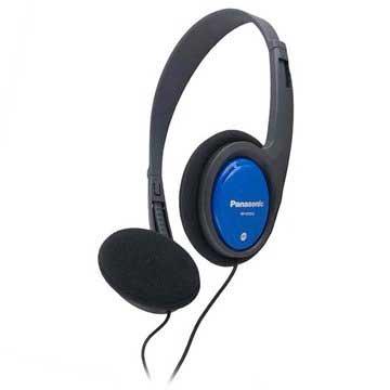 Panasonic RP-HT010 Hovedtelefoner - Blå