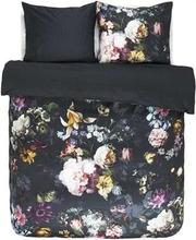 Essenza Sengesæt - 140x200 cm - Essenza Fleur Nightblue sengetøj