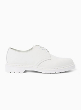 DR MARTENS White 1461 3 Eye Shoes