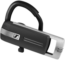 EPOS I SENNHEISER ADAPT Presence Grey Business - Hodesett - ørepropp - over-øret-montering - Bluetooth - trådløs - mørk grå