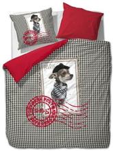 Sengetøj Covers & Co - 150x210 cm - 100% bomulds renforcé - Covers & Co Paris chihuahua