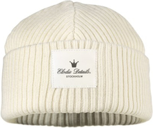 Elodie Details - Wool Caps -Vanilla White 0-6 m
