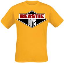 Beastie Boys - Logo -T-skjorte - oransje