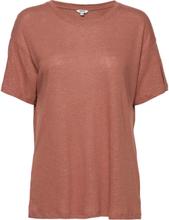 Mikki T-shirt Top Lyserød MbyM