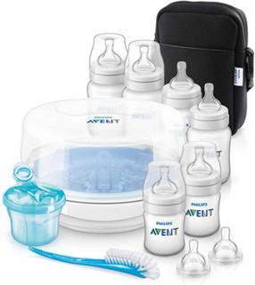 Philips Avent Classic Start- og Steriliseringssæt
