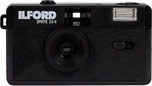 Ilford Camera Sprite 35-II Black , Ilford