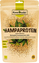 Hampaprotein 50% EKO, 300 g