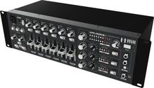 Hill Audio 4-zone mixer
