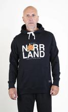 SQRTN Represent Hood Black