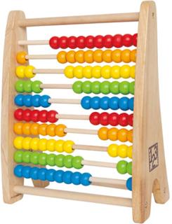 Hape kugleramme - Rainbow Bead Abacus