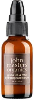 John Masters Green Tea & Rose Hydrating Face Serum - 30 ml