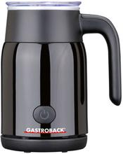 Gastroback mælkeskummer - Sort