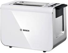 Bosch brødrister TAT8611 - Hvid