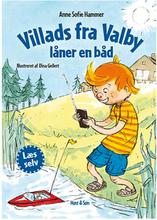 Villads fra Valby låner en båd - Indbundet