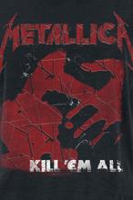 Metallica - Kill 'Em All Shattered -T-skjorte - svart