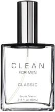 Clean Classic Men EdT - 60 ml