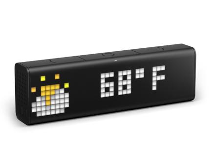 LaMetric Time Smart Instrumentpanel