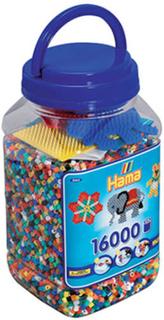 Hama Midi perler - 16.000 stk.