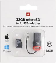SikkertHjem hukommelseskort - 32GB Micro SD