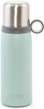 Curver Trendy vakuumisoleret flaske 0,45 l grøn 822346