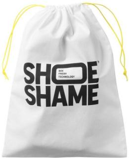 SHOE SHAME Bring them Skopleie White