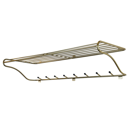 Maze - Hat Rack Hattehylle L, Messing