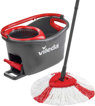 Vileda rengøringssæt - Turbo Spinmop