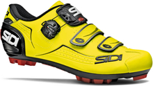 Sidi Trace MTB Shoes - Yellow Fluo/Black - EU 40.5 - Yellow Fluo/Black