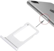 iPhone 7 Plus Simkortshållare (Färg: Silver)