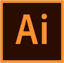 Adobe Illustrator Creative Cloud - 2 enheter | PC/Mac |