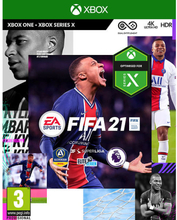 Fifa 21 (xbox One   Series X/s)