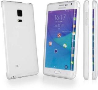 Samsung Galaxy Note Edge Transparent Cover (Flexible)