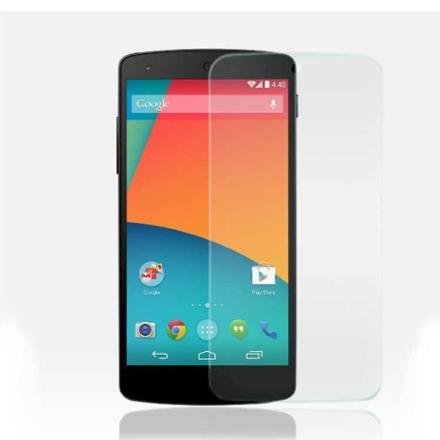 LG Nexus 5 Screen Cover in Hardened Glass