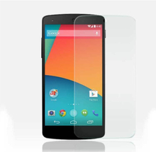 LG Nexus 5 Screen Cover in Hardened Glass
