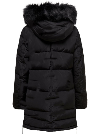 ONLY Down Coat Women Black