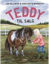 Teddy til salg - Teddy 1 - Indbundet