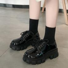 Women Chunky Sneakers Hidden Heels Height Increasing Ladies Wedge Shoes High Top Autumn Platform Women Shoes M1093