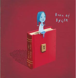 Barn af bøger - Indbundet