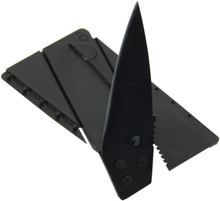 Kreditkortskniv kortkniv plånbokskniv cardsharp
