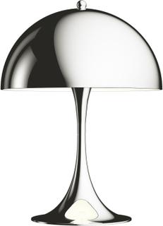 Louis Poulsen - Panthella Mini Bordlampe, Krom