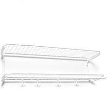 Essem Design - Classic 650 Hattehylde 100cm, Hvid