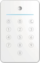 SikkertHjem tastatur - S6evo SmartPad