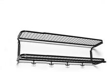 Essem Design - Classic 650 Hattehylle 100 cm, Sort