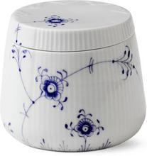 Royal Copenhagen - Elements Skål Med Låg 40cl, Lavender