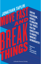 Move fast and break things - Hæftet